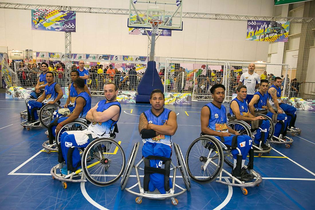 Time de basquete da AEDREHC